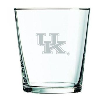 University of Kentucky -13 oz. Rocks Glass