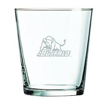 University at Buffalo-The State University of New York -13 oz. Rocks Glass