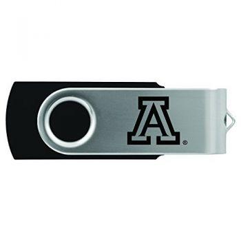 Arizona Wildcats -8GB 2.0 USB Flash Drive-Black