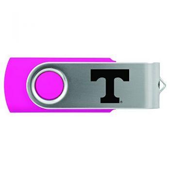 University of Tennessee -8GB 2.0 USB Flash Drive-Pink