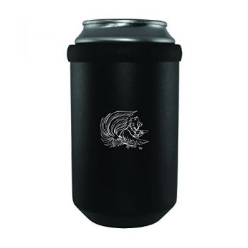 Jacksonville State University-Ultimate Tailgate Can Cooler-Black