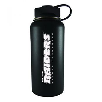 Middle Tennessee State University -32 oz. Travel Tumbler-Black