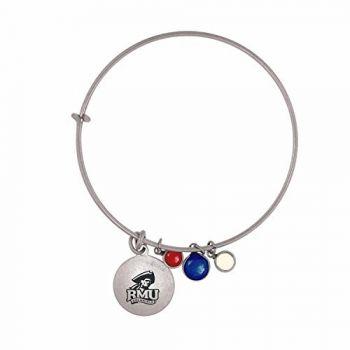 Robert Morris University-Frankie Tyler Charmed Bracelet