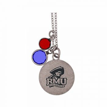 Robert Morris University-Frankie Tyler by LXG Charmed Necklace