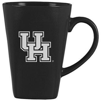 14 oz Square Ceramic Coffee Mug - University of Houston