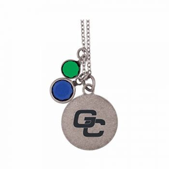 Georgia College-Frankie Tyler by LXG Charmed Necklace