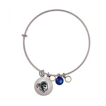 Seton Hall University-Frankie Tyler Charmed Bracelet