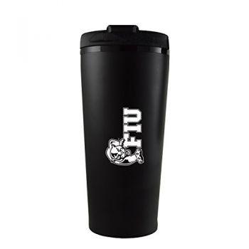 Florida International University-16 oz. Travel Mug Tumbler-Black
