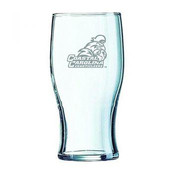 Coastal Carolina University-Irish Pub Glass