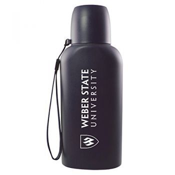 Weber State University -16 oz. Vacuum Insulated Canteen