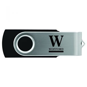 Wofford College-8GB 2.0 USB Flash Drive-Black