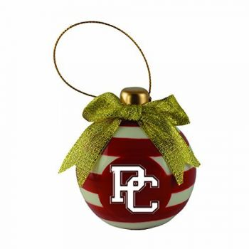 Presbyterian College -Christmas Bulb Ornament