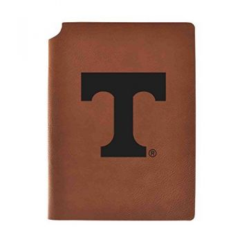 University of Tennessee Velour Journal with Pen Holder|Carbon Etched|Officially Licensed Collegiate Journal|