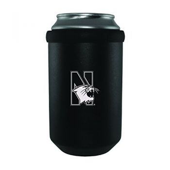 Northwestern University -Ultimate Tailgate Can Cooler-Black
