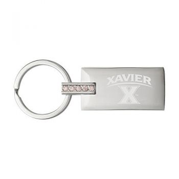 Xavier University-Jeweled Key Tag