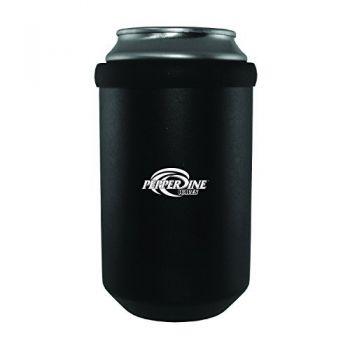Pepperdine university -Ultimate Tailgate Can Cooler-Black