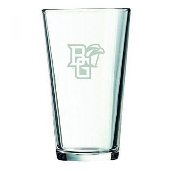 Bowling Green State University -16 oz. Pint Glass