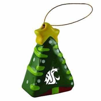 Washington State University -Christmas Tree Ornament