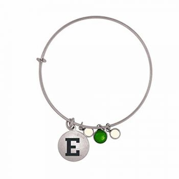 Eastern Michigan University-Frankie Tyler Charmed Bracelet