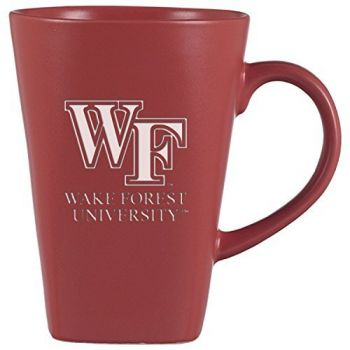 Wake Forest University -14 oz. Ceramic Coffee Mug-Pink