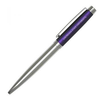 Louisiana State University-Sleek Avanti Ballpoint Pen -PURP