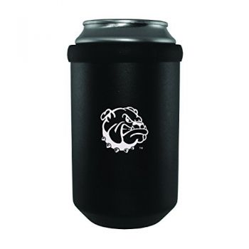 Western Illinois University -Ultimate Tailgate Can Cooler-Black