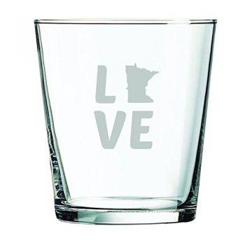 13 oz Cocktail Glass - Minnesota Love - Minnesota Love