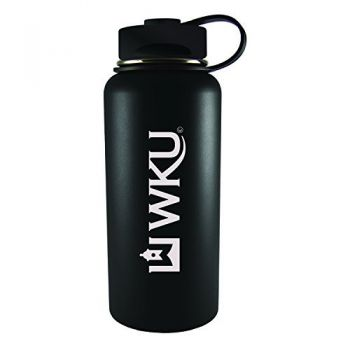 Western Kentucky University -32 oz. Travel Tumbler-Black