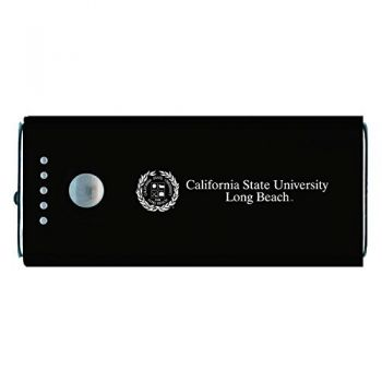 Long Beach State University -Portable Cell Phone 5200 mAh Power Bank Charger -Black