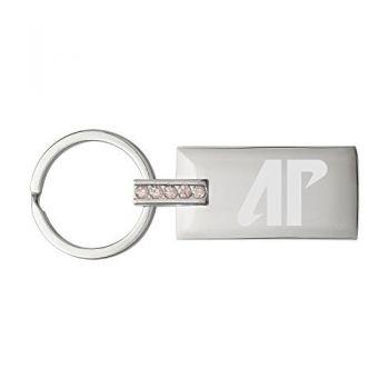 Austin Peay State University-Jeweled Key Tag