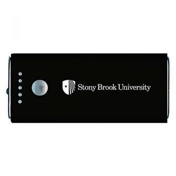 Stony Brook University -Portable Cell Phone 5200 mAh Power Bank Charger -Black
