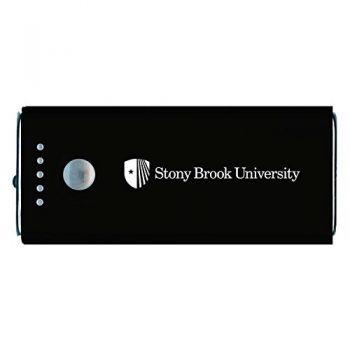 Stony Brook University -Portable Cell Phone 5200 mAh Power Bank Charger -Black