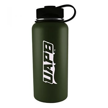 University of Arkansas at Pine Buff -32 oz. Travel Tumbler-Gun Metal