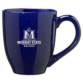 Murray State University - 16-ounce Ceramic Coffee Mug - Blue