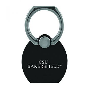Colorado State University|Multi-Functional Phone Stand Tech Ring|Black