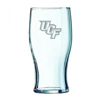 University of Central Florida-Irish Pub Glass