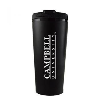 Campbell University -16 oz. Travel Mug Tumbler-Black