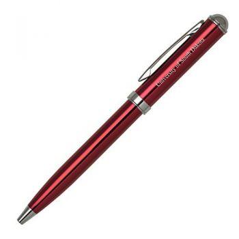 University of South Dakota - Click-Action Gel pen - Red