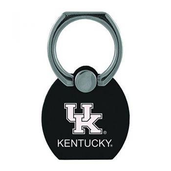 University of Kentucky|Multi-Functional Phone Stand Tech Ring|Black