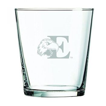 Eastern Michigan University Eagles-13 oz. Rocks Glass