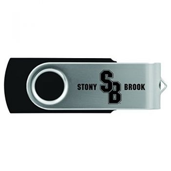 Stony Brook University -8GB 2.0 USB Flash Drive-Black