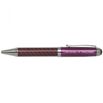 University of Maryland-Carbon Fiber Mechanical Pencil-Pink