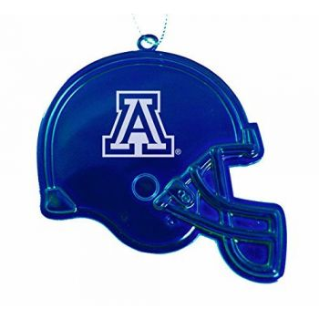 Arizona Wildcats - Christmas Holiday Football Helmet Ornament - Blue