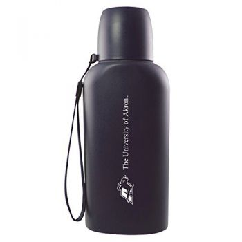 University of Akron-16 oz. Vacuum Insulated Canteen