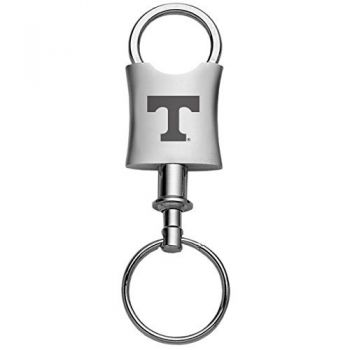 University of Tennessee-Trillium Valet Key Tag-Silver