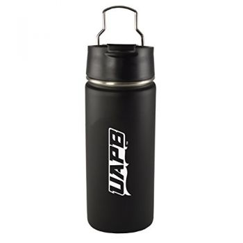 University of Arkansas at Pine Buff -20 oz. Travel Tumbler-Black