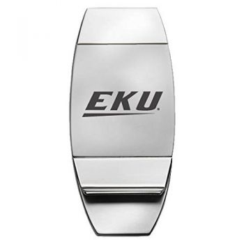 East Kentucky University - Two-Toned Money Clip