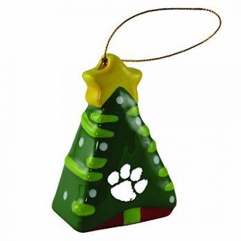 Clemson University -Christmas Tree Ornament