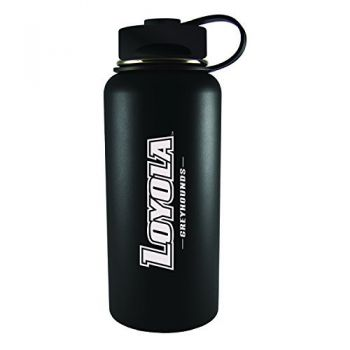 Loyola University Maryland-32 oz. Travel Tumbler-Black