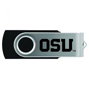 Oregon State University -8GB 2.0 USB Flash Drive-Orange